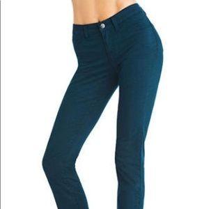 J Brand Riviera Skinny Micro Cord Pants Size 26